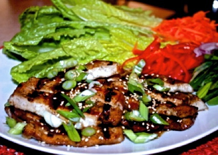 Asian grilled pork loin recipes