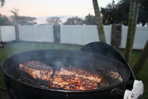 Tips on grilling  steaks
