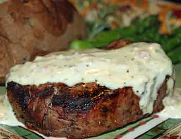 Filet mignon recipes- classic with bearnaise sauce