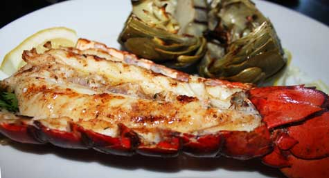 Grilling lobster tails and other lobster recipes from the grill