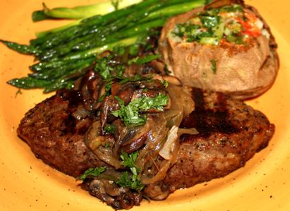 New York steak recipe that calls to you!