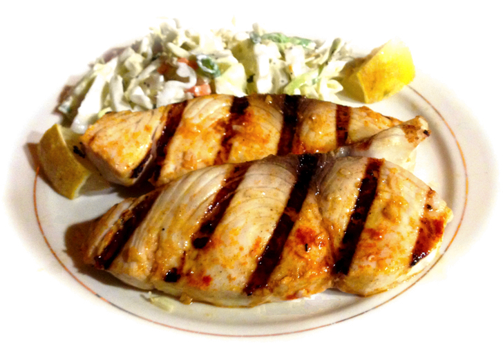 Ono recipes at their best try grilled ono with soy for Best fish to grill
