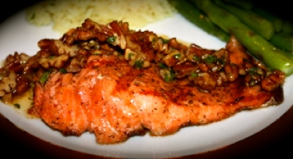 Steelhead salmon fillet recipes